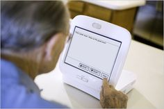 A medical monitoring system for the elderly by Intel.