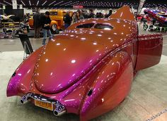 1938 Lincoln Zephyr - rear view | Flickr - Photo Sharing!