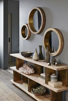 29 Brass Mirror Design Ideas To Complete Your Bathroom