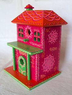 Pink Raspberry House
