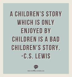 c.s. lewis children's lit