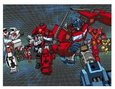 Transformers GENERATION 1 Ongoing