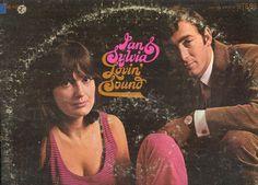 IAN & SYLVIA LP Lovin Sound