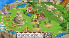 Dragon City - Main Screen