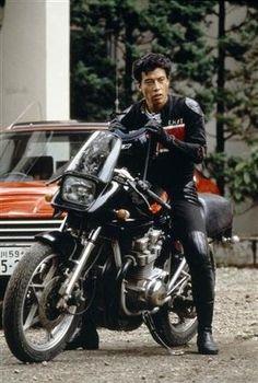 Retro Motorcycle, Japanese Motorcycle, Suzuki Motorcycle, Suzuki Bikes, Suzuki Gsx, Custom Motorcycles, Custom Bikes, Bike Gang, Old Police Cars