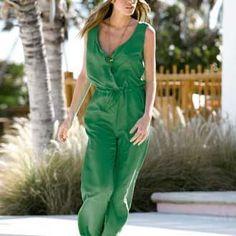La combinaison pantalon cool et chic (patron T38-42-46 et tutoriel) > Avantages