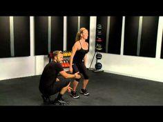 Bob Harper's Inside Out Method - Prisoner Squats Challenge
