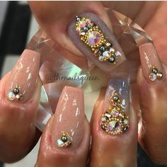 ✨ I am still in love 😍 with this set I did a while back❗️TAG SOMEONE WHO WOULD WEAR THESE 🤗💝 🤗ALSO, DON'T FORGET TO SUBSCRIBE TO MY YOUTUBE CHANNELS FOR MORE 🔴🎥 ENGLISH❗️www.youtube.com/TheNailsQueen ESPAÑOL❗️www.youtube.com/c/TheNailsQueenEspanol 🔴💅🏼 #nails #nailart #naildesigner #tampanails #floridanails #wesleychapelnails #anastasiabeverlyhills #hudabeauty #vegas_nay #lutznails #youtube #uñas #dicasdeunhasbr #arte #kardashian #tampabay #nailsvideos #أظافر #brandonnails…