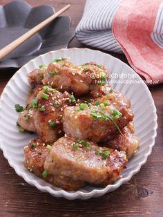本日もご訪問いただきありがとうございます^^*レシピ検索はこちら**あいのおうちごはん*インスタグラム*レシピブログランキングに参加しています!応援お願い致しますm(__)mポチっとお願いします! レシピブログに参加中♪この度レシピ本を出版させていただくこと Pork Recipes, Asian Recipes, Crockpot Recipes, Cooking Recipes, Healthy Recipes, Food Menu, Food Preparation, Food Blogs, Good Food