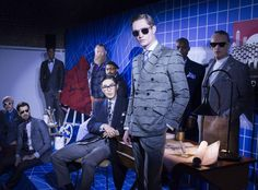 Turnbull and Asser - London Collections: Men AW16