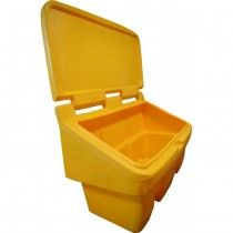Grit And Salt Storage Boxes Available At SM Garden Sheds