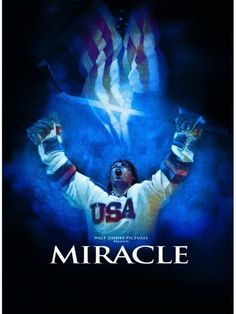 Do you believe in miracles? I do and Lake Placid makes miracles come true. Film Disney, Disney Movies, Olympic Hockey, Usa Hockey, Hockey Mom, Hockey Stuff, Flyers Hockey, Remember The Titans, Bon Film