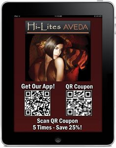 Market you business with built in QR Readers! Apps111 QR Coupons are a great way to get customers coming back again and again!
