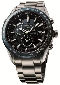 Seiko Astron Watch GPS Solar Watch #menluxurywatches