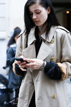 Paris Street Style from Couture Week - Page 46