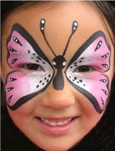 face painting - decorating-by-day