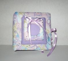 Small baby photo album by crafterspalace on Etsy, $15.00