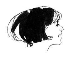 benjamincolourful:    kvinna av idag, ill. Jane Bark by David @ The Klockarp Institute on Flickr.