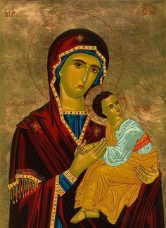 Theotokos: Mary Of The Passion