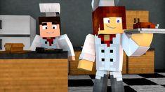 Minecraft : ENTRAMOS PARA O MASTERCHEF !! - Aventuras Com Mods #33