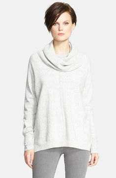 Vince Cowl Neck Wool & Cashmere Sweater available at #Nordstrom
