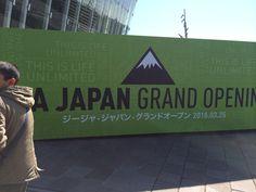 zija japan GRAND OPENING 2015.03.25