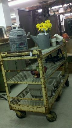 Postal cart from Walnut, Iowa.  $395.00