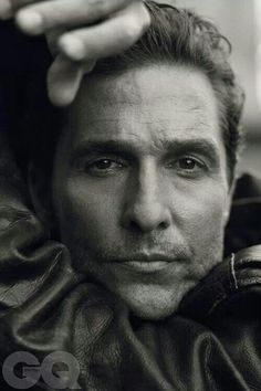 Matthew McConaughy - the next Humphrey Bogart.  Could be quite the job security guarantee to do all Bogie's films :)