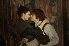 """Outlander's Season 2 finale is bearing down on us like (270-year-old Spoiler Alert!) the British at Culloden.And if the approach of """"Dragonfly in Amber""""causes youa wee bit of a…"""
