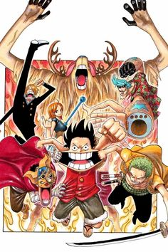 wallpaper One Piece