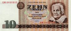 East German mark