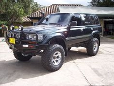 Slee Offroad 80 Series Land Cruiser Experts