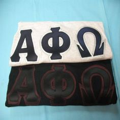 Alpha Phi Omega Pack 23 Alpha Phi Omega, Greek Clothing, Fraternity, Flip Clock, Packing, Greek Outfits, Bag Packaging