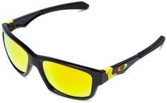 Oakley Herren OO9135-11 9135 JUPITER VR46 Rechteckig Sonnenbrille, Black Fire Iridium (S3)