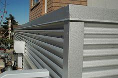 Image result for corrugated vinyl siding
