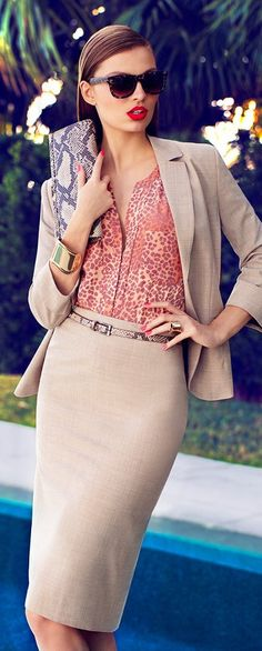 Fashion for the Office | More lusciousness at myLusciousLife.com