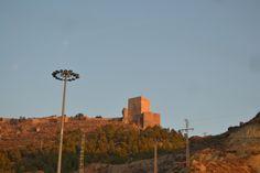 Castillo de Lorca, Murcia. agosto 2012