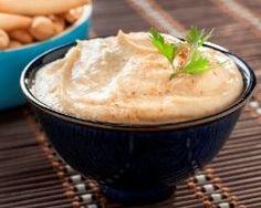 Mousse de pois chiches (hoummous) (facile, rapide) - Une recette CuisineAZ