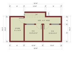 House Layout Plans, House Layouts, House Floor Plans, Online Architecture, 360 Design, Restaurant Design, House Design, Flooring, How To Plan