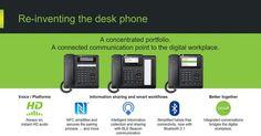 Openscape Desk Phone CP 200 400 600. La nuova serie di telefoni da scrivania nata dalla collaborazione con Frog Design, per facilitare le comunicazioni.