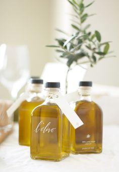design project / olive oil branding