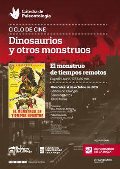 Ciclo de Cine 'Dinosaurios y otros monstruos'
