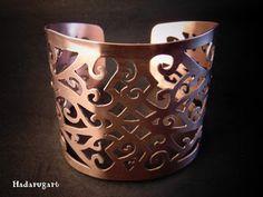 Am dreptul sa te refuz. Copper Artwork, Cuff Bracelets, Mai, Handmade, Jewelry, Jewellery Making, Hand Made, Jewels, Jewlery