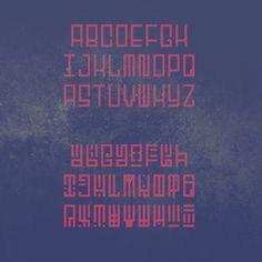 TOTEM | Free Typeface on Behance