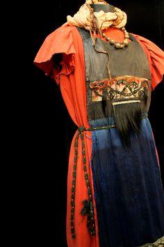 """From the movie """"Sigurd Drakedreper"""" (1989) Costume Design: Lisbeth Narud"""