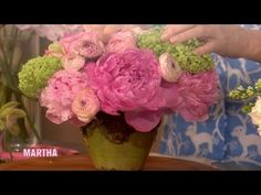 Flower Arrangement - Wedding Flowers - Martha Stewart Weddings