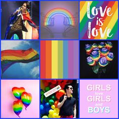 Brendon Urie Rainbow/Pride Moodboard (By Leah |-/) Also any suggestions???