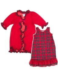 girls christmas nightgowns so sweet - Girls Christmas Nightgowns