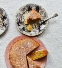Sweets Recipes, Easy Desserts, Baking Recipes, Cake Recipes, Bread Recipes, Cornmeal Cake Recipe, Afternoon Tea Cakes, Lemon Bread, Breakfast Cake