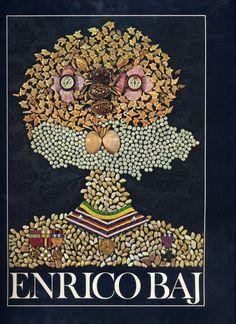 Enrico Baj - 1980, Filipacchi coll. la septième face du dé